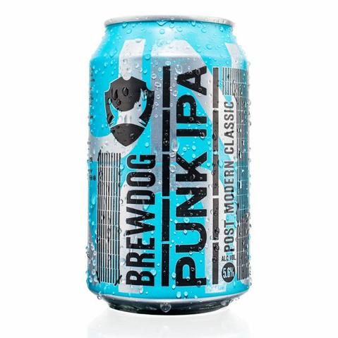 Review: BrewDog Punk IPA