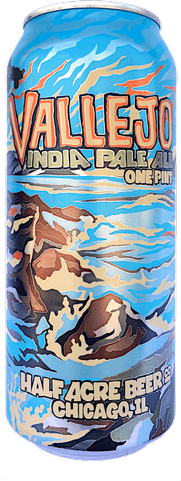 Review: Half Acre Vallejo IPA