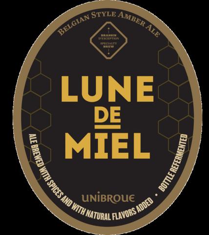 Review: Unibroue Lune de Miel