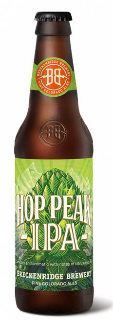 Review: Breckenridge Hop Peak IPA