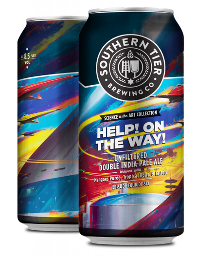 Review: Southern Tier Help! On The Way!