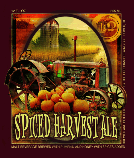 Review: Fordham Spiced Harvest Ale