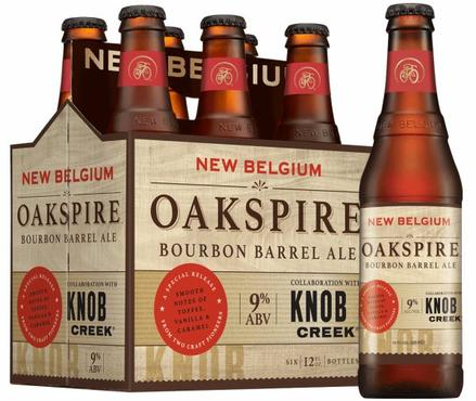 Review :  New Belgium Oakspire