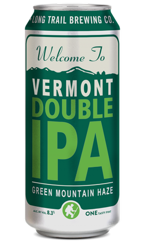 Review :  Long Trail Vermont Double IPA