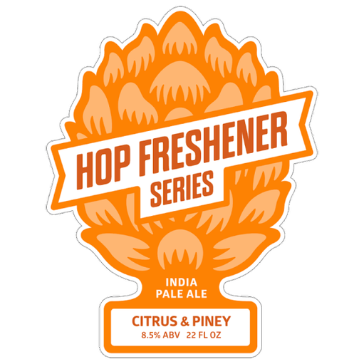 Review :  The Hop Concept Hop Freshener Series : Citrus & Piney