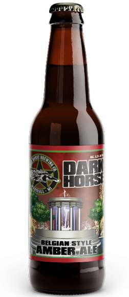 Review :  Dark Horse Belgian Style Amber Ale