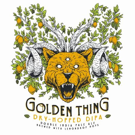 Review :  Tröegs Golden Thing