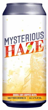 Review :  Smuttynose Mysterious Haze