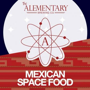 Review :  The Alementary Mexican Space Food