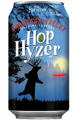 Review :  Anderson Valley Hop Hyzer