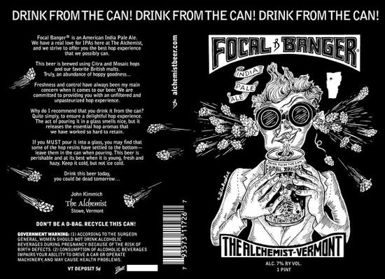 Review :  The Alchemist Focal Banger