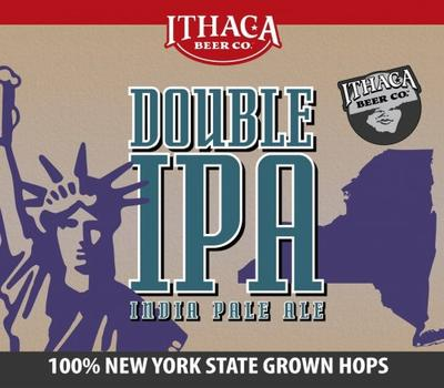 Review :  Ithaca Double IPA