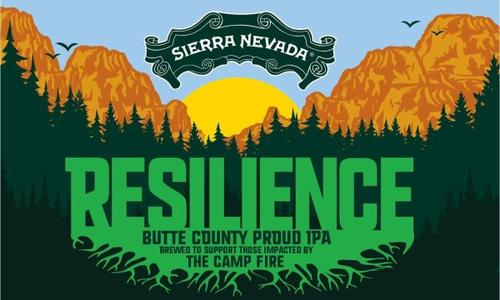Review :  Resilience Butte County Proud IPA
