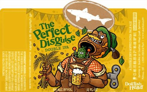 Review :  Dogfish Head The Perfect Disguise