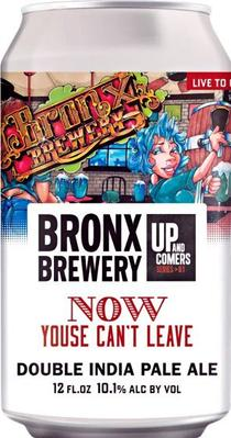 Review :  Bronx Now Youse Can't Leave