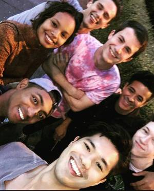 Obsessed *....* ❤ Love this cast ! #13reasonswhy
