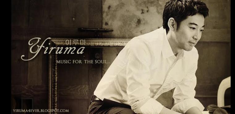 「yiruma 」le pianiste coreein