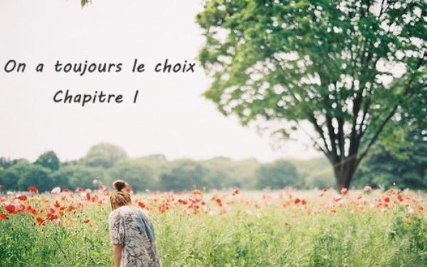 ♫ ♪  On a toujours le choix - Chapitre I  ♪♫