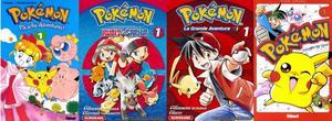 A l'affiche aujourd'hui: Pokémon