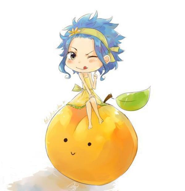 Fairy Tail avec des fruits, ça donne quoi ? ça !