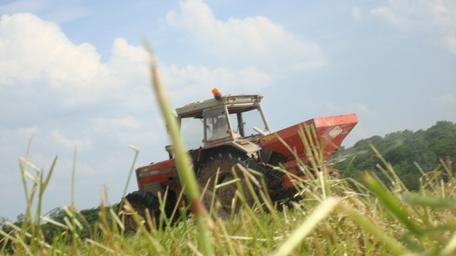 Epandage d'azote (à la ferme) 2011 ..................