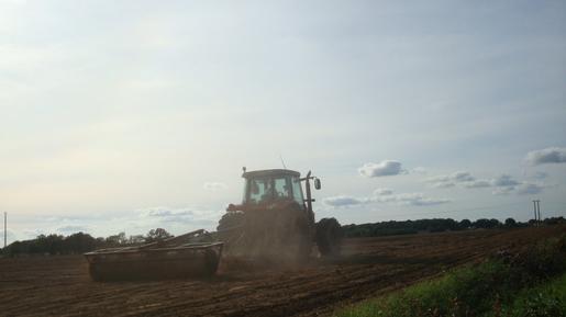 Préparation des terres le Mercredi 24 Août 2011 ...