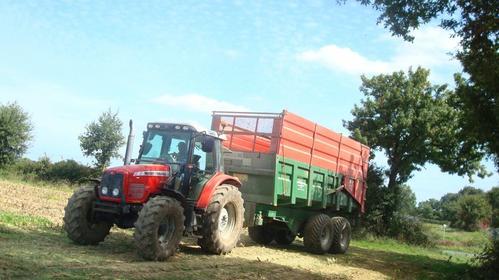 Ensilage de maiis le Mercredi 7 Septembre 2011 ...