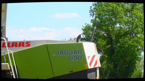 Ensilage d'Herbe le Samedi 12 Mai 2012 (Claas Jaguar 870) ...