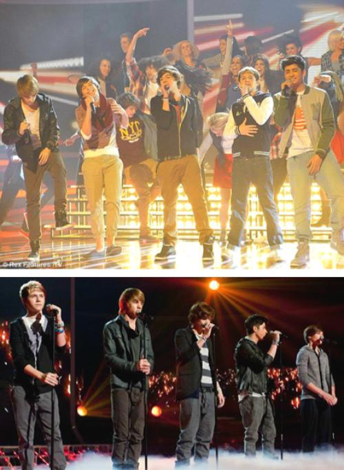 Leur évolution depuis X Factor   À SUIVRE....