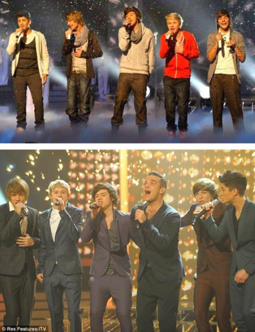 Leur évolution depuis X Factor   À SUIVRE..