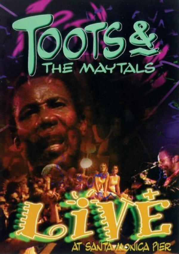 TOOTS & THE MAYTALS - LIVE AT SANTA MONICA (1997)