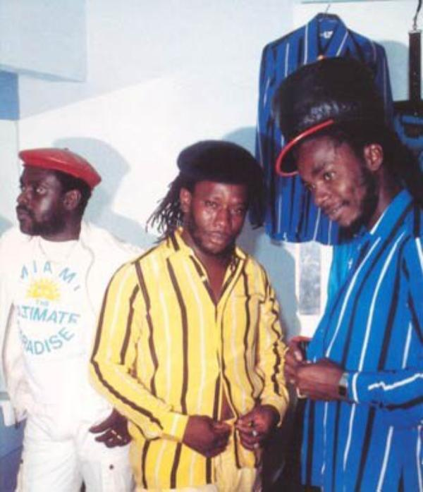 THE MIGHTY DIAMONDS - REGGAE SUNSPLASH