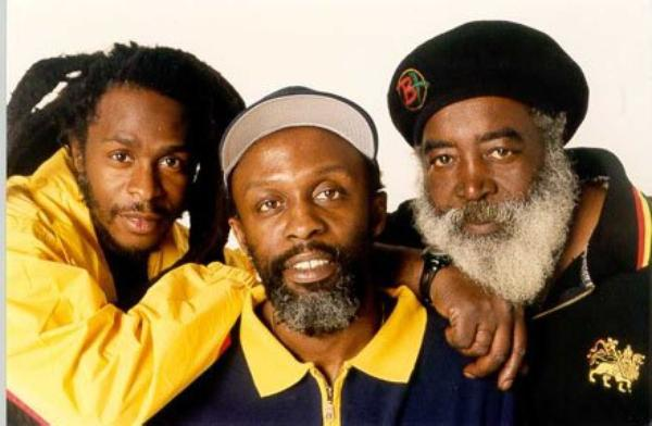 STEEL PULSE - LIVE IN COLOMBIA (1992)