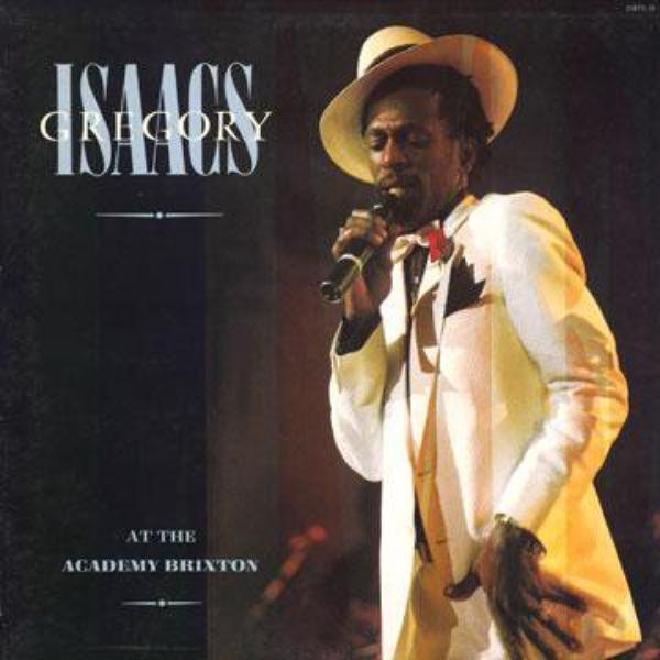 Gregory ISAACS - LIVE AT THE ACADEMY (1984)
