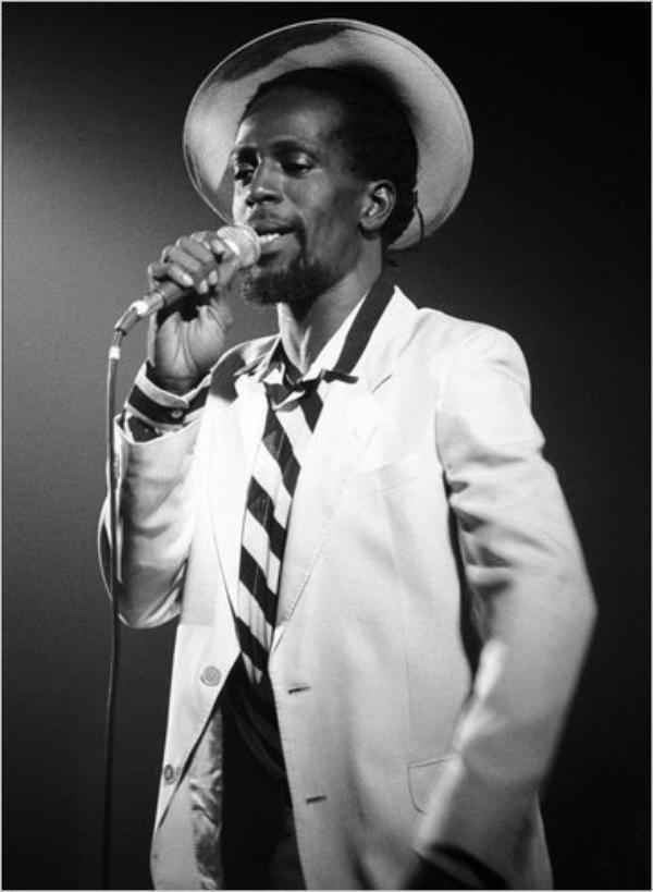 Gregory ISAACS - LIVE (1982)