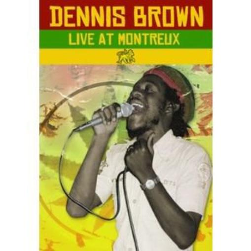 Dennis BROWN - LIVE AT MONTREUX (1979)