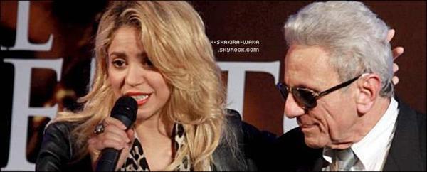 💇 Shakira est allée au « Salon de Coiffure Jordi Ripoll ». o7 Décembre 2011 - Barcelone, Espagne.