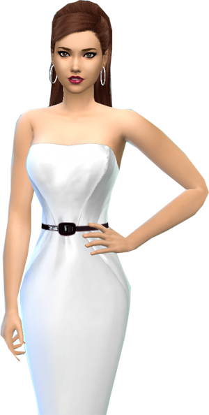 Miss France Sims 2 - Miss Champagne-Ardenne