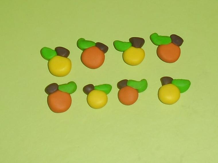Pommes & Oranges
