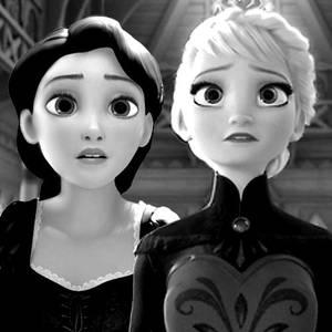 Elsa & Amy