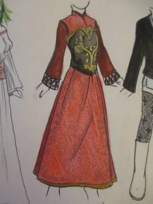 costumes de la semaine - Arendal, Impala, Shire