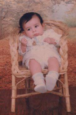 c moi quand j'avais 4 mois ^^  :D