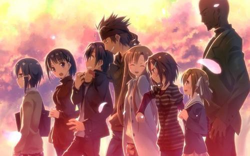 Sword Art Online (coup de coeur ♥)