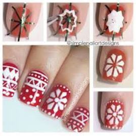 Quelque nail art ♥