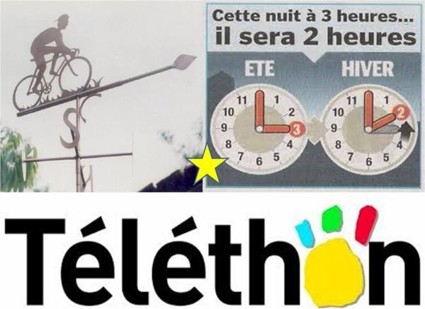 Demain 9 h au local Direction Telethon  Allouagne