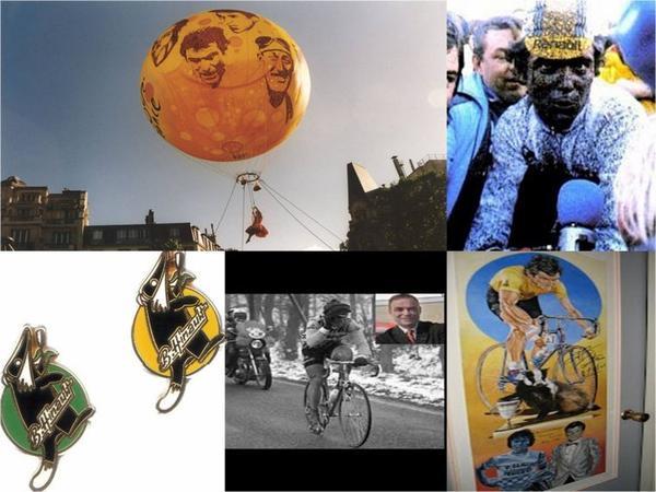 vive le vélo  vive le blaireau