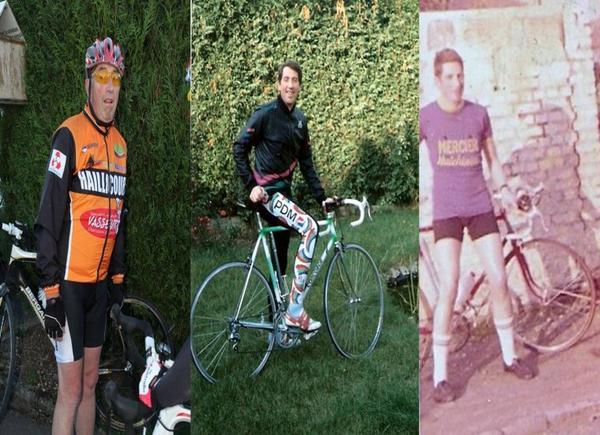 '''50 années de vélo'' la passion '''