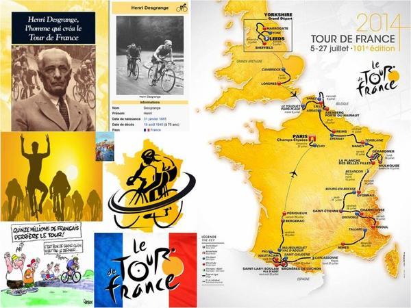 DEPART DU TOUR DE FRANCE 2014