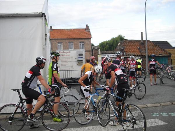 BREVET CYCLO DE BUSNETTE