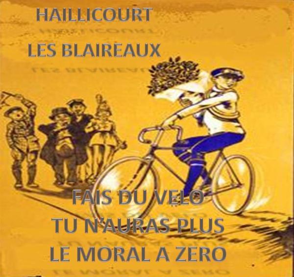 LES BLAIREAUX D'HAILLICOURT